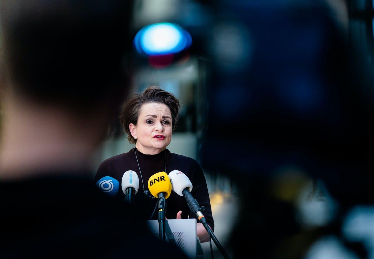 Staatssecretaris Alexandra van Huffelen