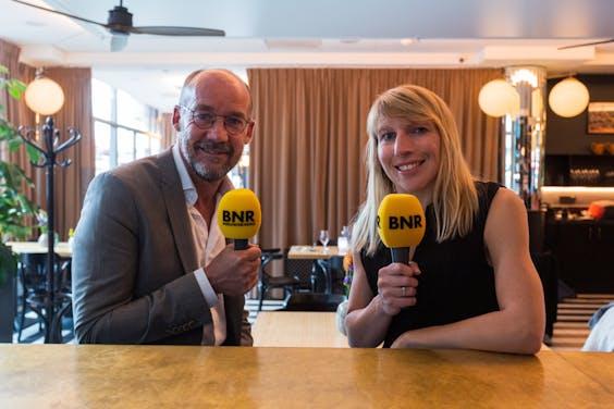 Hugo-Jan Ruts en Nina van den Dungen