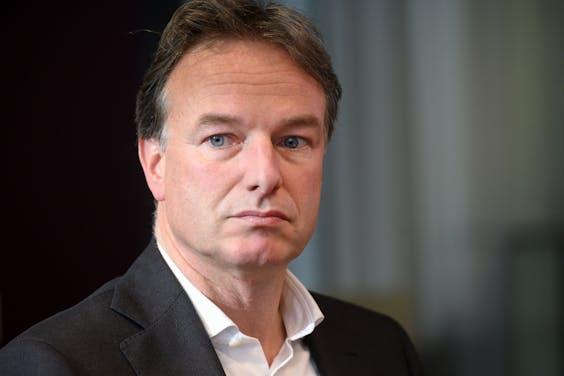 ING-topman Steven van Rijswijk