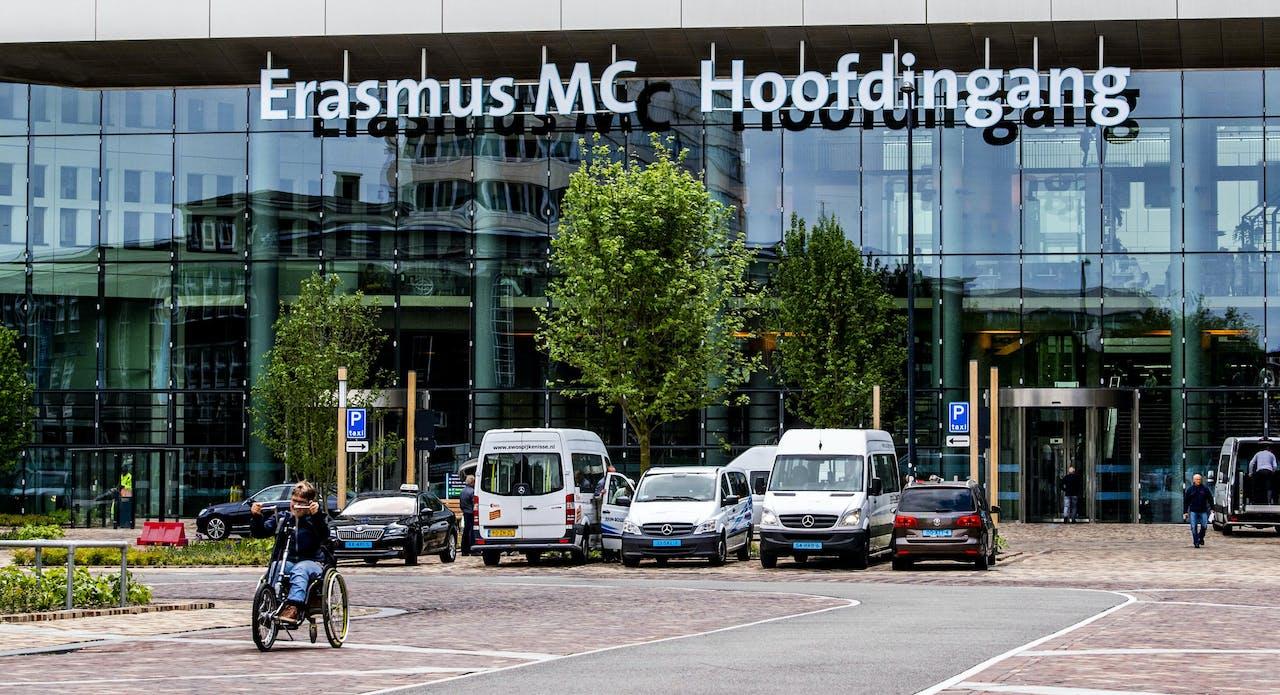 Het Thoraxcentrum is gehuisvest in het Erasmus Medisch Centrum in Rotterdam.
