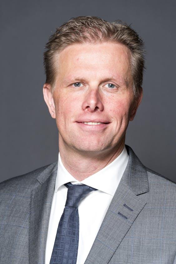 Arne Weverling, Tweede Kamerlid voor de VVD.