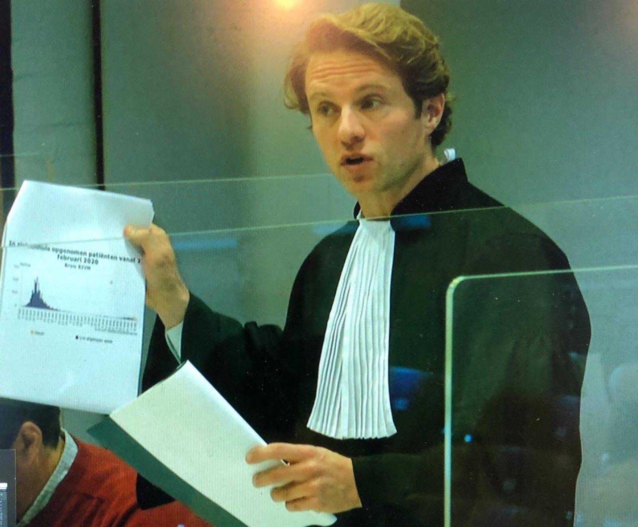 Horeca-advocaat Simon van Zijll