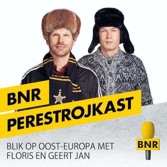 BNR Perestrojkast, podcast van BNR over Midden- en Oost-Europa.