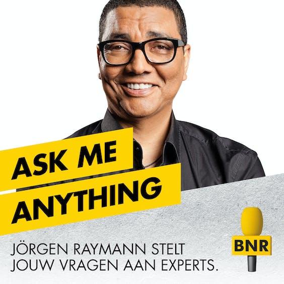 Ask Me Anything, met Jörgen Raymann