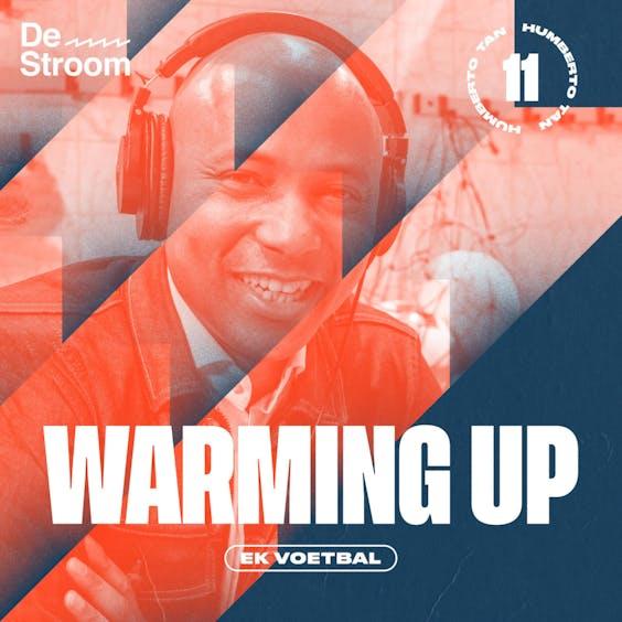De podcast Warming Up van Humberto Tan