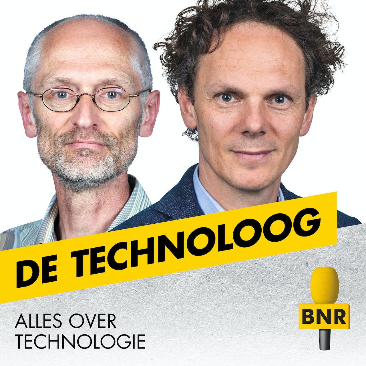 BNR radio vormgeving voor de losse programma's de technoloog