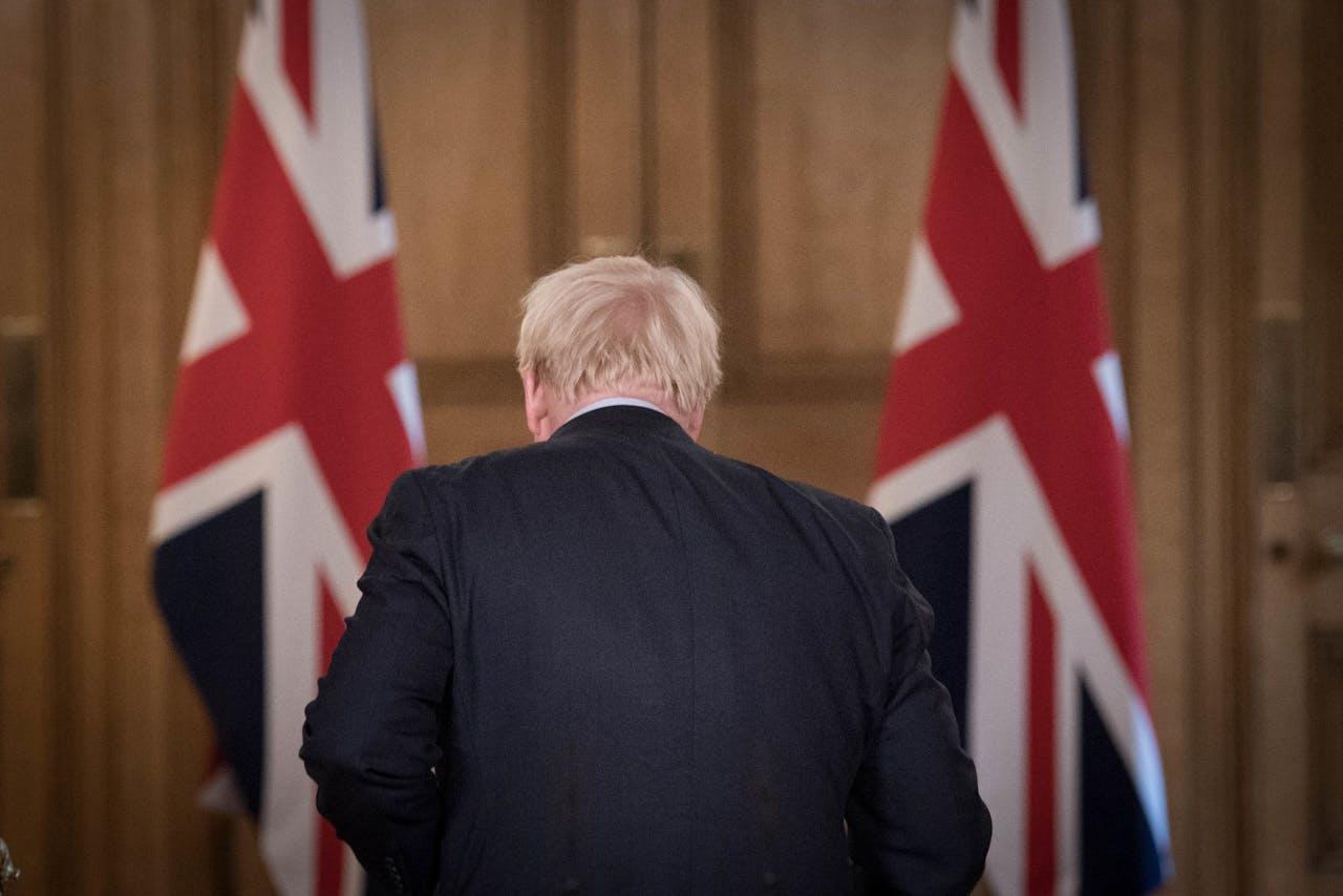Boris Johnson zet de Brexitonderhandelingen op scherp