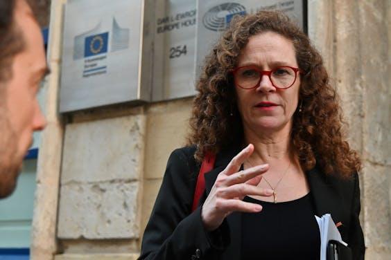Sophie in 't Veld, Europarlementariër voor D66