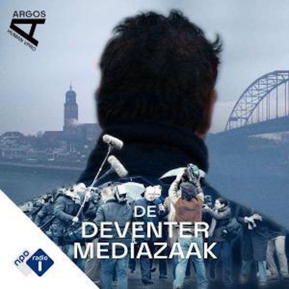 De Deventer Mediazaak, nummer 1 in de Dutch Podcast Top 20