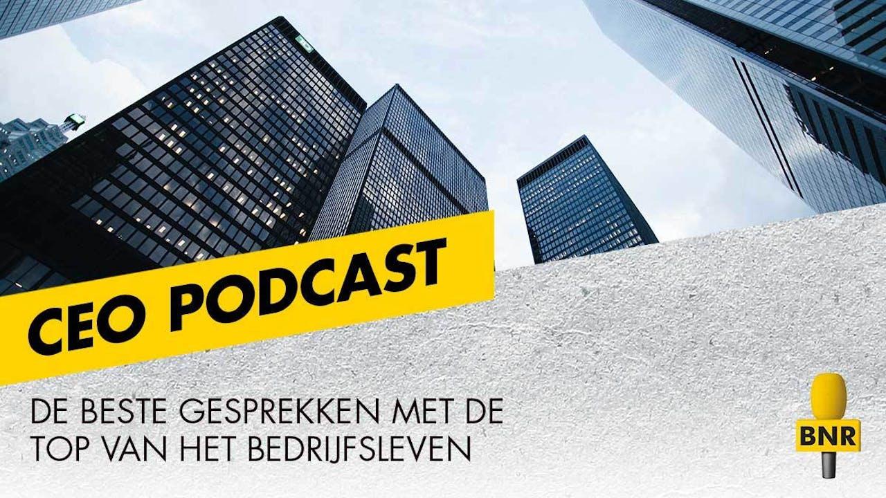 de CEO Podcast, wekelijks het beste gesprek met de top van het bedrijfsleven.
