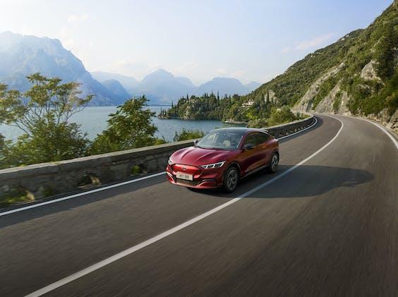 Ford presenteert Mustang Mach-E