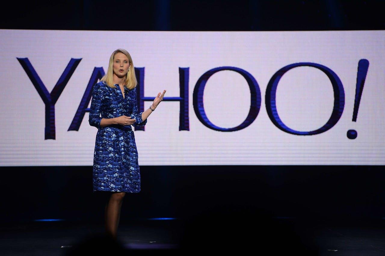 Voormalig Yahoo-CEO Marissa Mayer