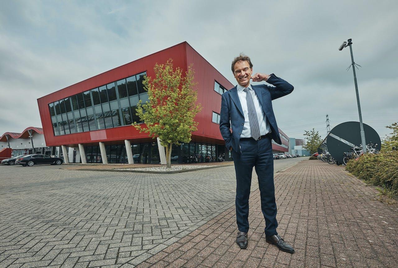 Gerrit van der Scheer, CEO van Royal Reesink