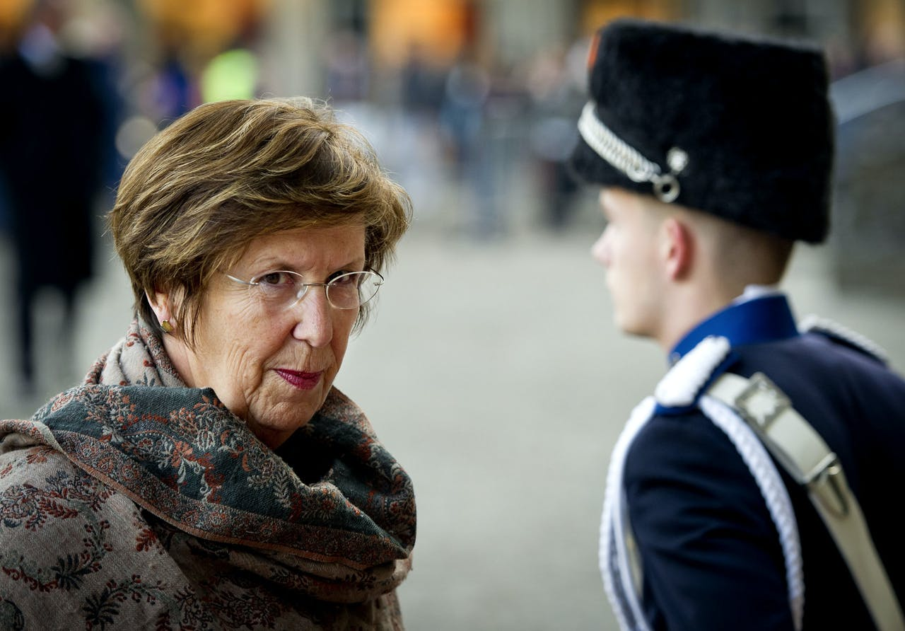 Annemarie Jorritsma, tot 2015 burgemeester van Almere, nu lid van de Eerste Kamer.