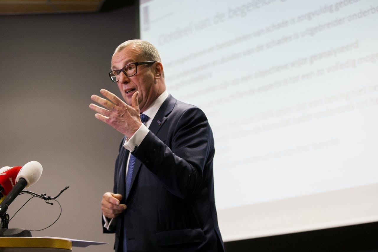 Nationaal Coördinator Groningen Hans Alders