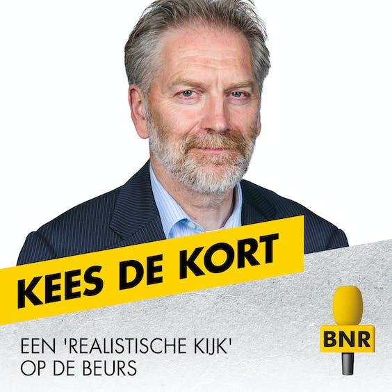BNR radio vormgeving voor de losse programma's kees de kort