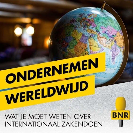 Alles wat je moet weten over Internationaal Zakendoen. Een wekelijkse rubriek, onair en online als podcast.