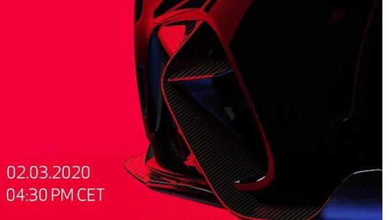 Alfa Romeo teast Giulia GTA
