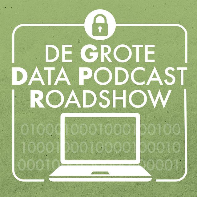 Afbeeldingsresultaat voor DE GROTE DATA PODCAST ROADSHOW