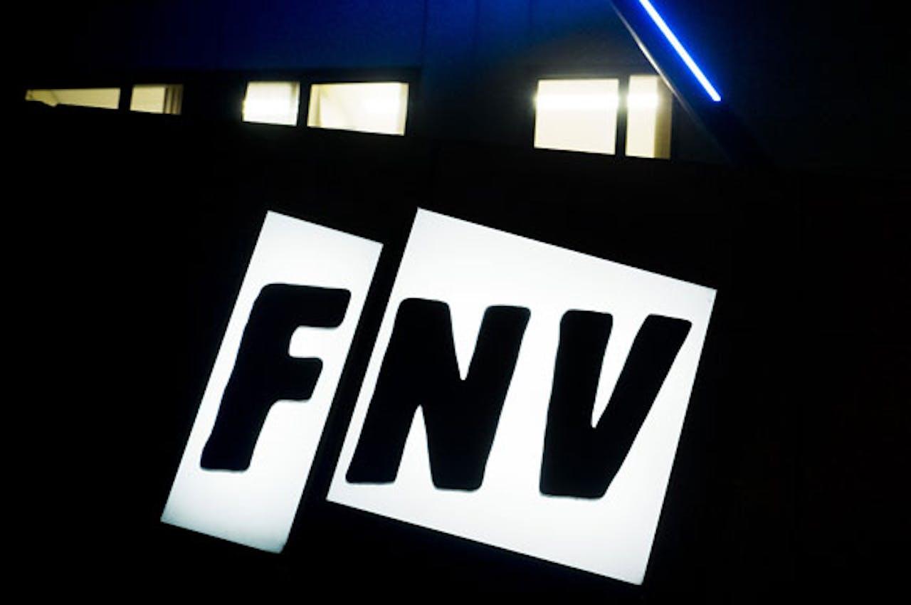 Kantoor FNV. Foto: ANP.
