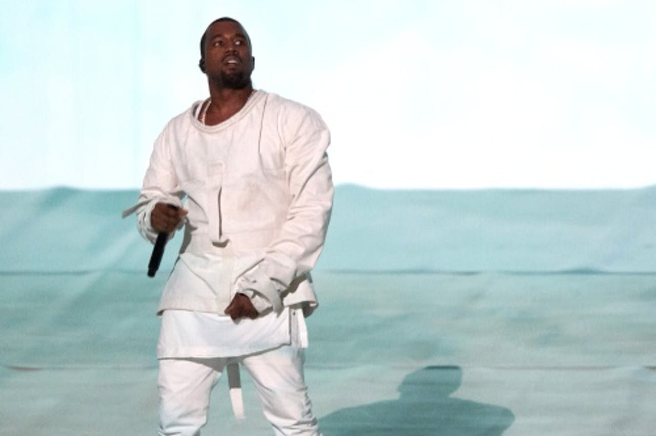 Kanye West. Foto: ANP