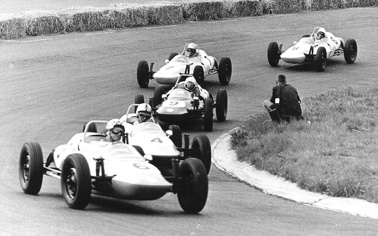 Het circuit in 1965. Foto: Ruud Hoff/ANP