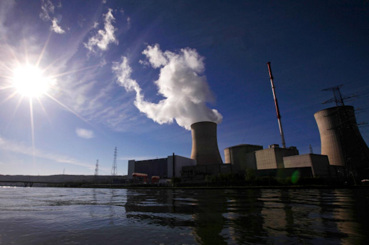 De kerncentrale in Tihange. Foto: ANP/EPA