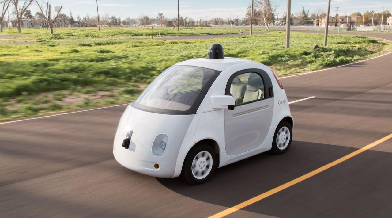 Dit is een bestuurder. Foto: Google
