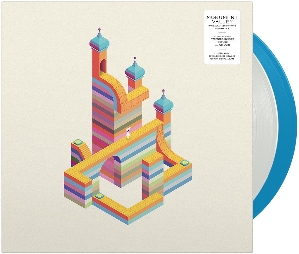 Nieuw game muziek op vinyl zoals monument valley bnr nieuwsradio