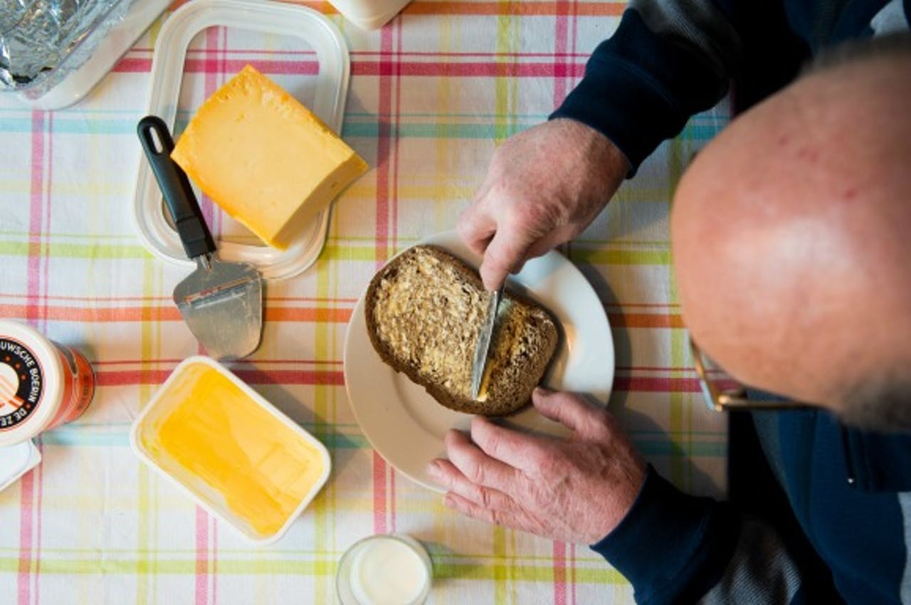 Foto: ANP - Je eigen boterhammetje beleggen?