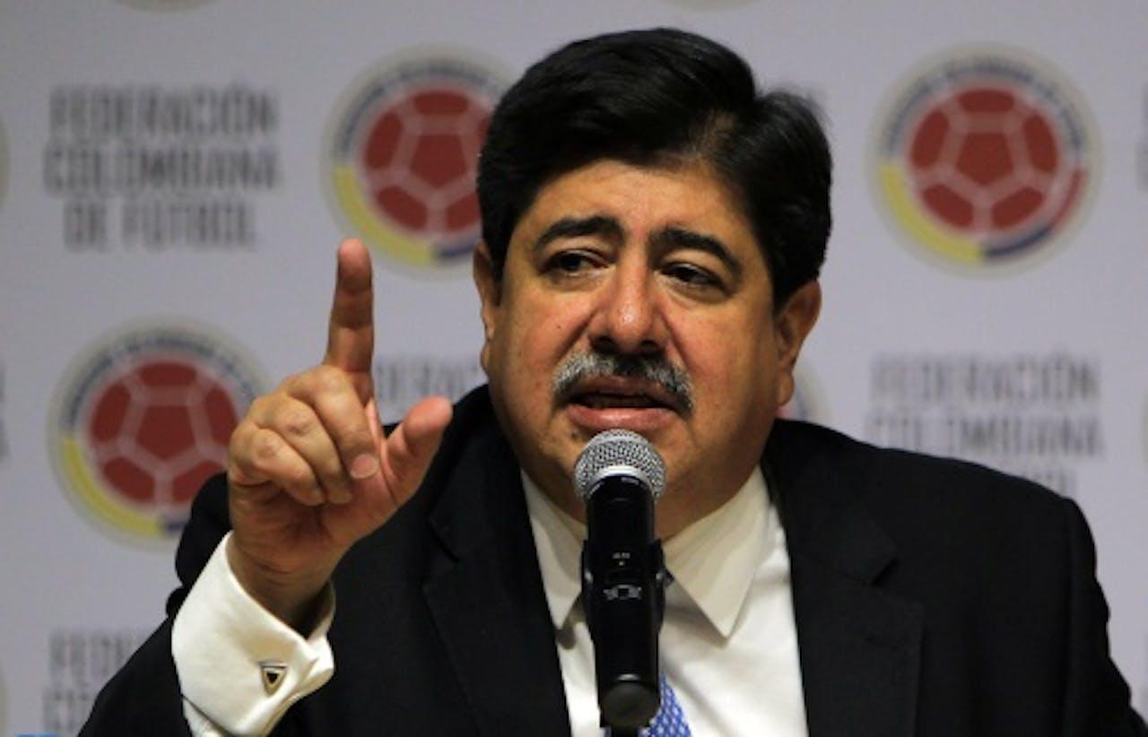 Luis Bedoya. EPA