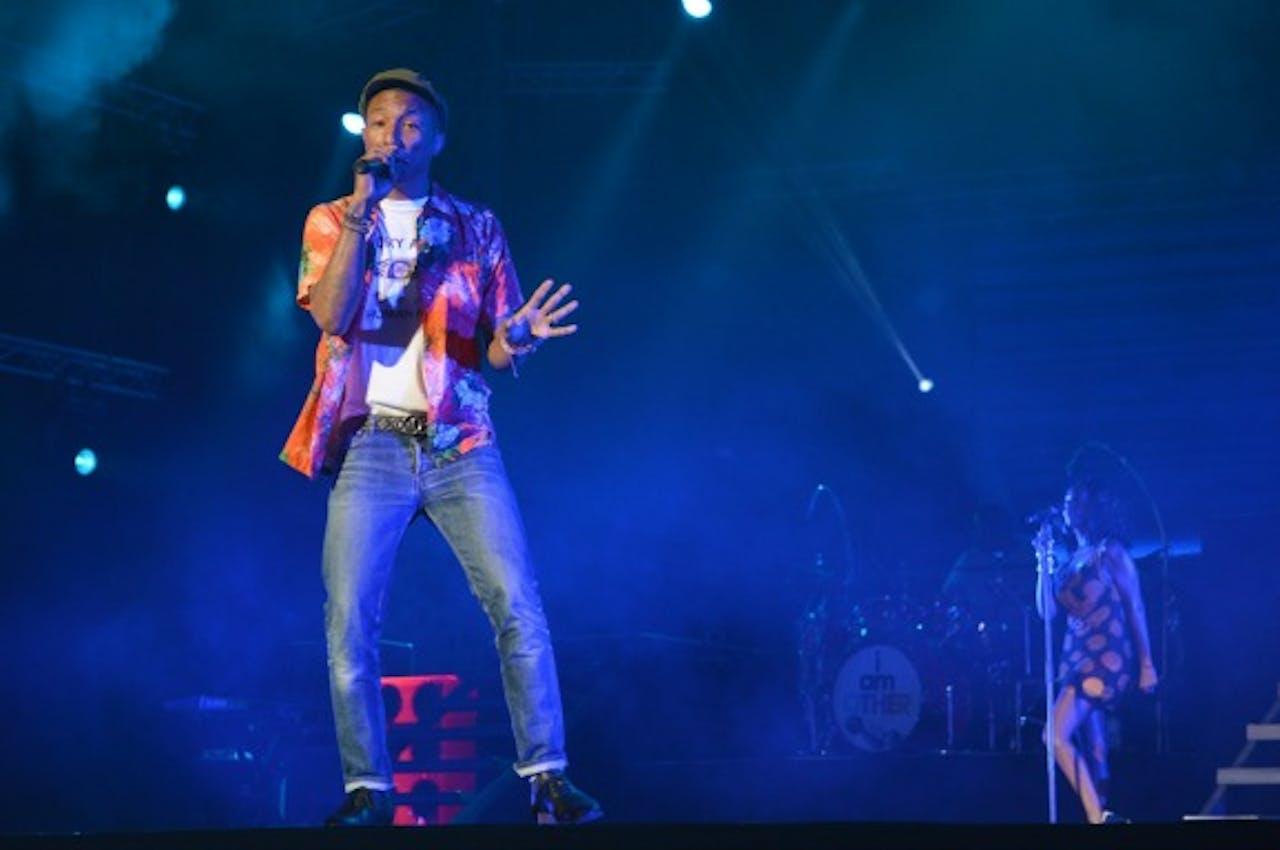 Pharrell Williams. Foto ANP