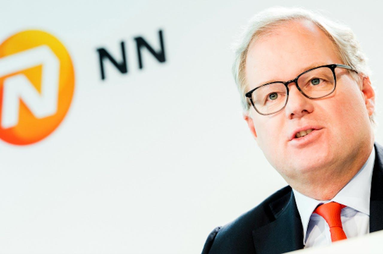 Lars Friese, bestuursvoorzitter van NN Group.