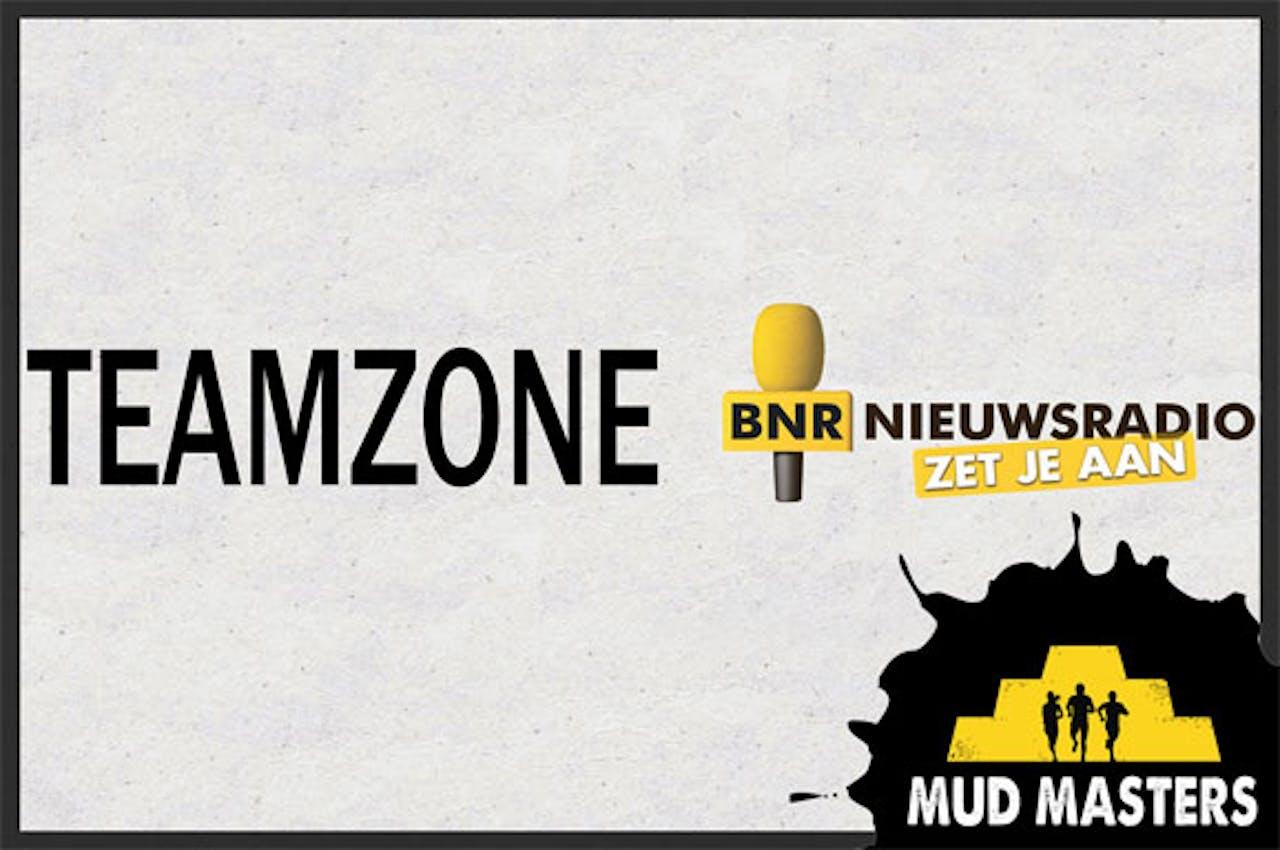 Mud Masters en BNR 'Teamzone'