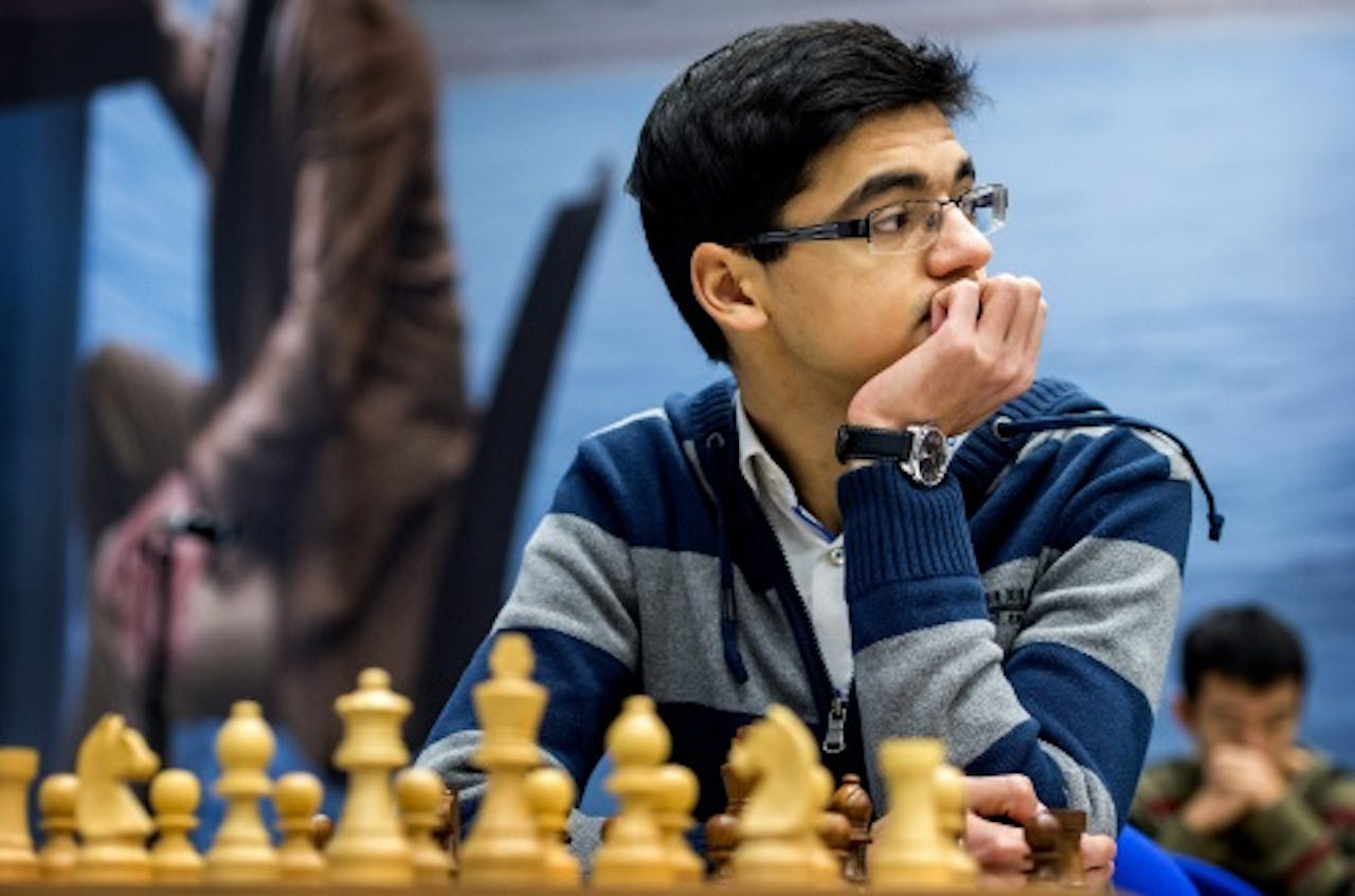 Anish Giri. ANP