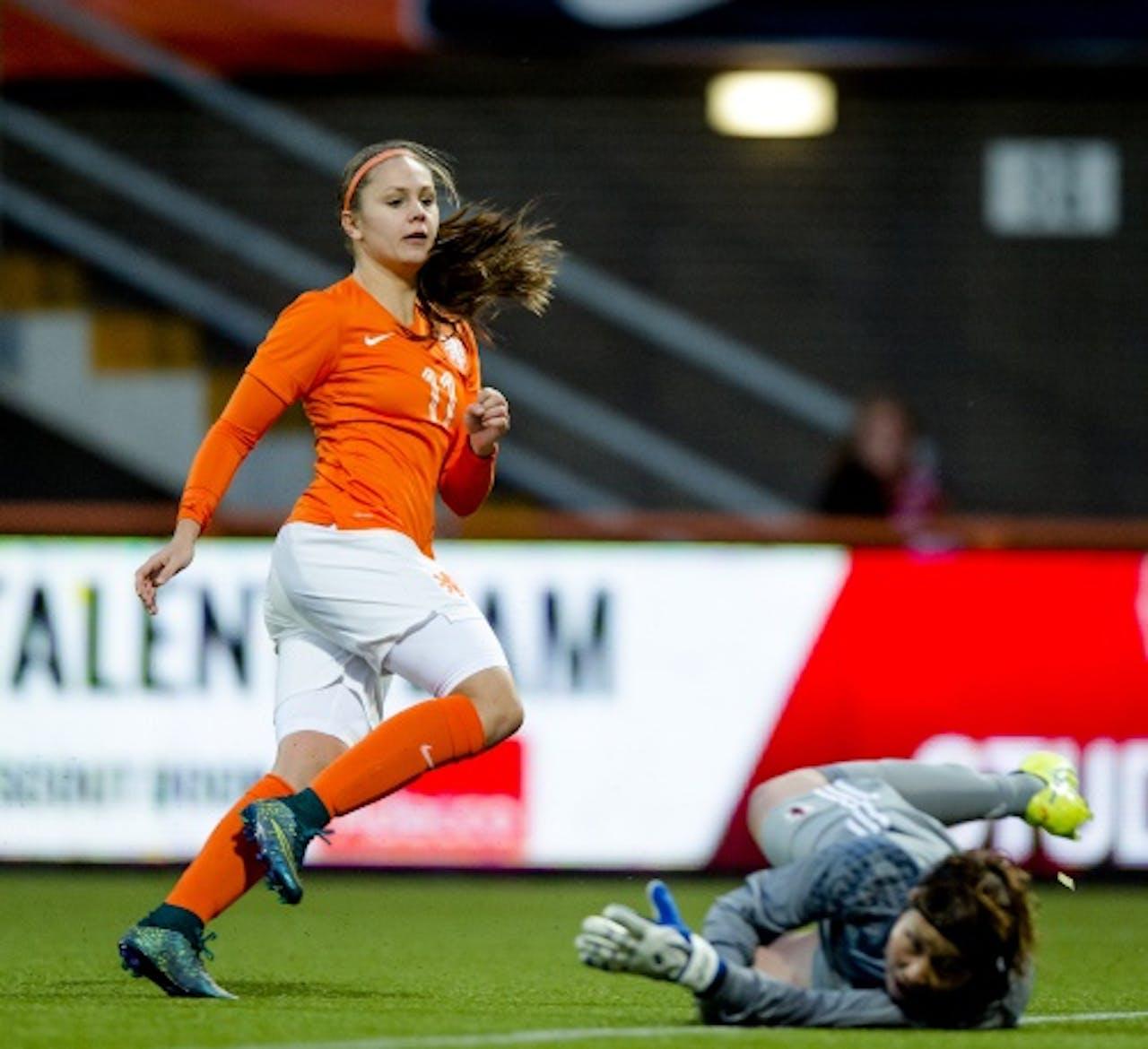 Lieke Martens (L). ANP