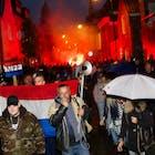 Protest azc Steenbergen