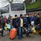 vluchtelingen asielzoekers