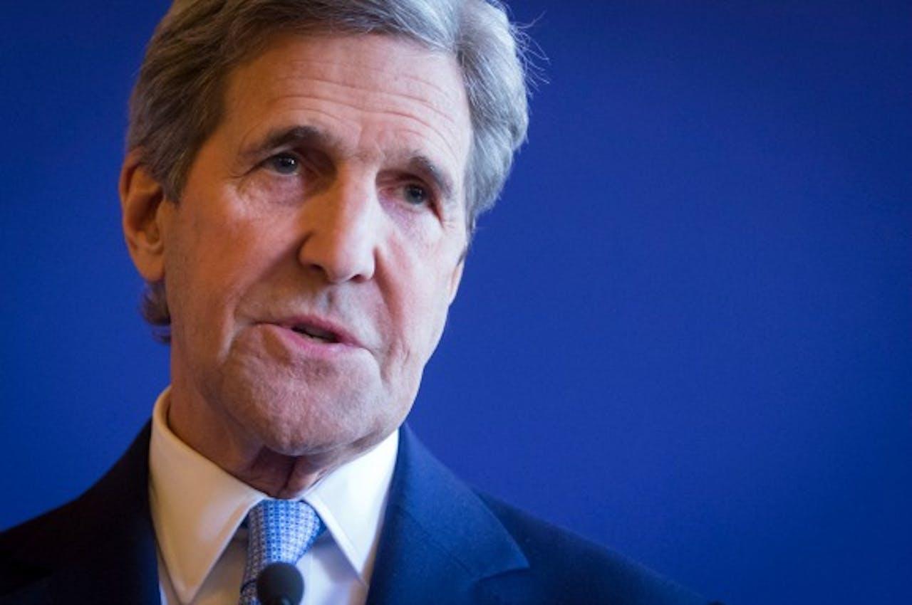John Kerry. Foto: ANP/AFP