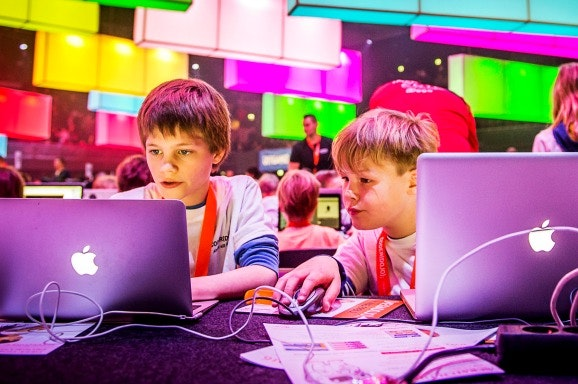 300000 Kinderen Aan De Slag Met Coderen En Programmeren Bnr