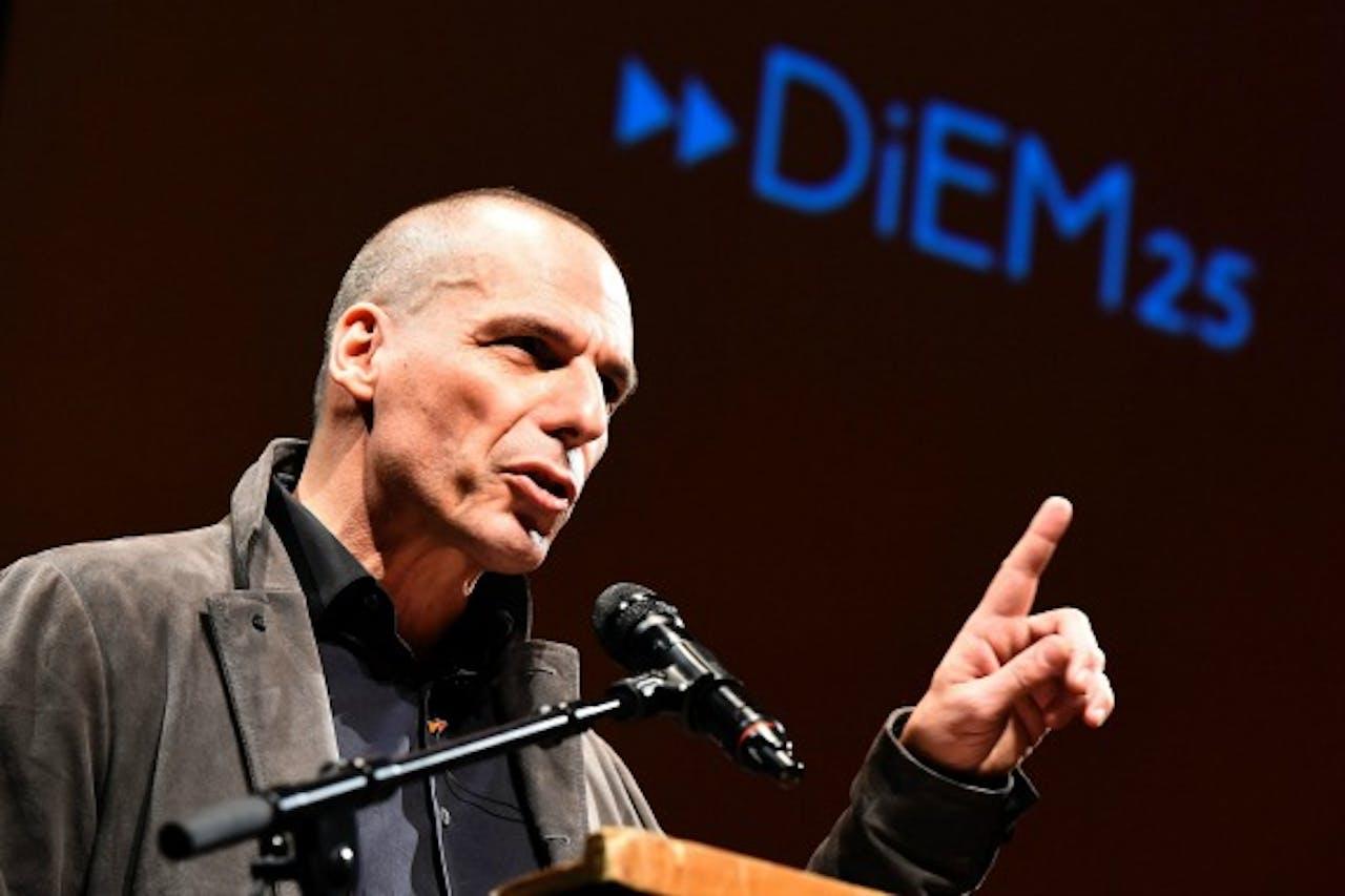 Yannis Varoufakis (Foto: ANP)
