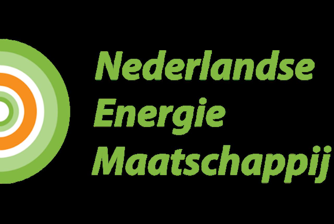 Logo Nederlandse Energie Maatschappij