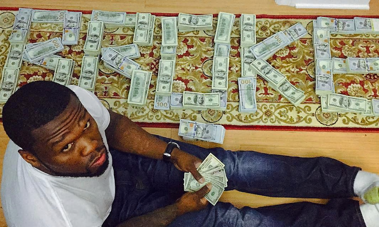 Foto: Instagram rapper 50 Cent