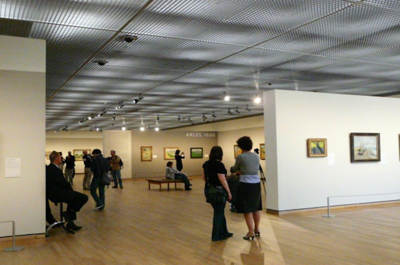 Van Gogh Museum. Foto: Wikicommons