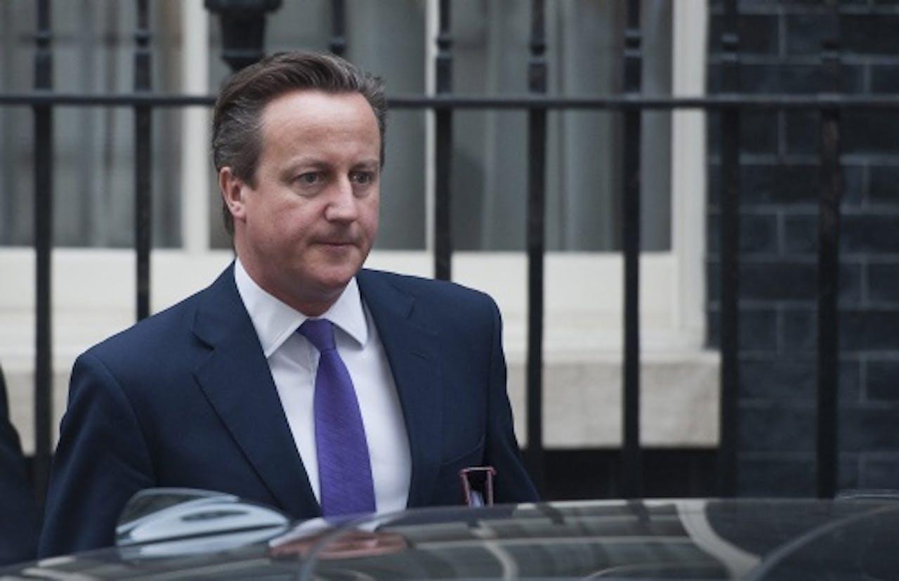 David Cameron. Foto: EPA