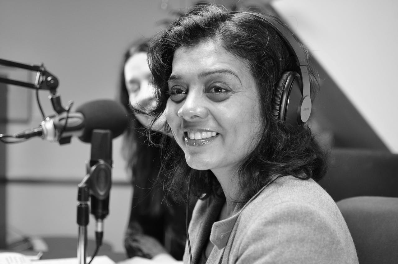 Tanja Jadnanansing, radiomakend Kamerlid.