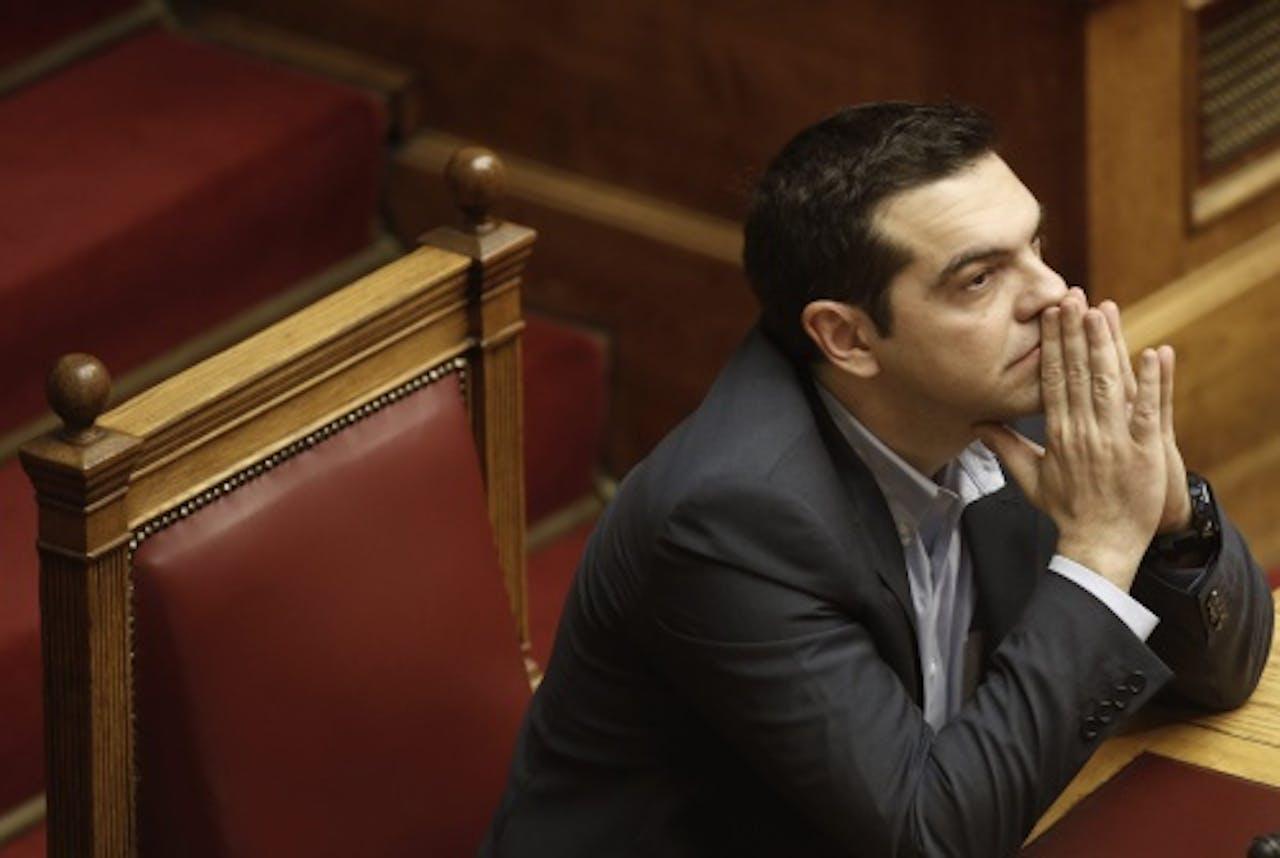 Premier Alexis Tsipras. EPA