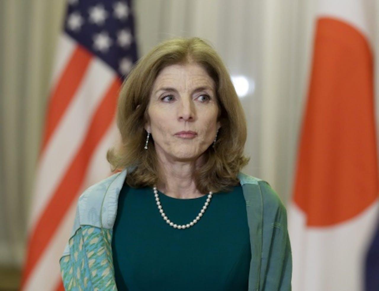 Caroline Kennedy EPA