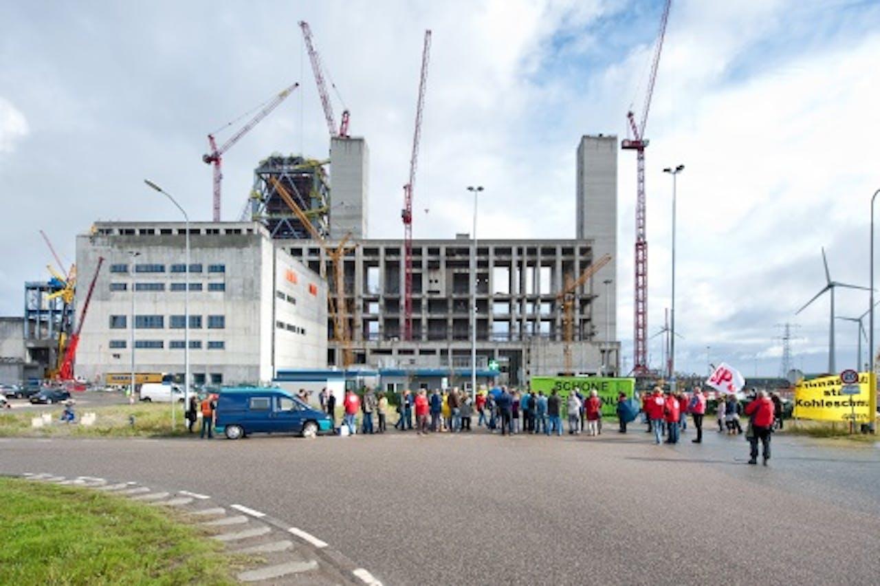 'Vergunning kolencentrale Eemshaven op basis van rapporten vol fouten'