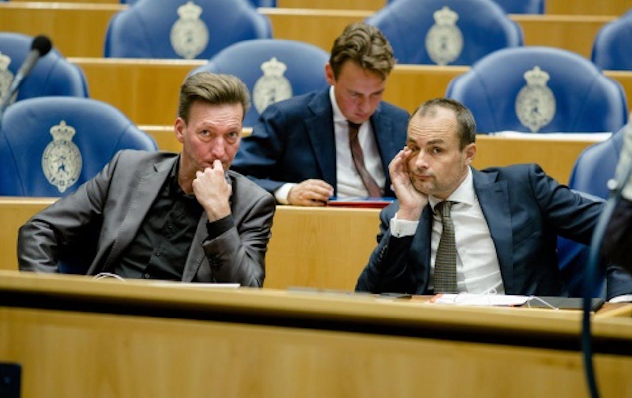 Tjeerd van Dekken (L). ANP
